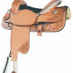 16inch Billy Cook Uvalde Roping Saddle 291608