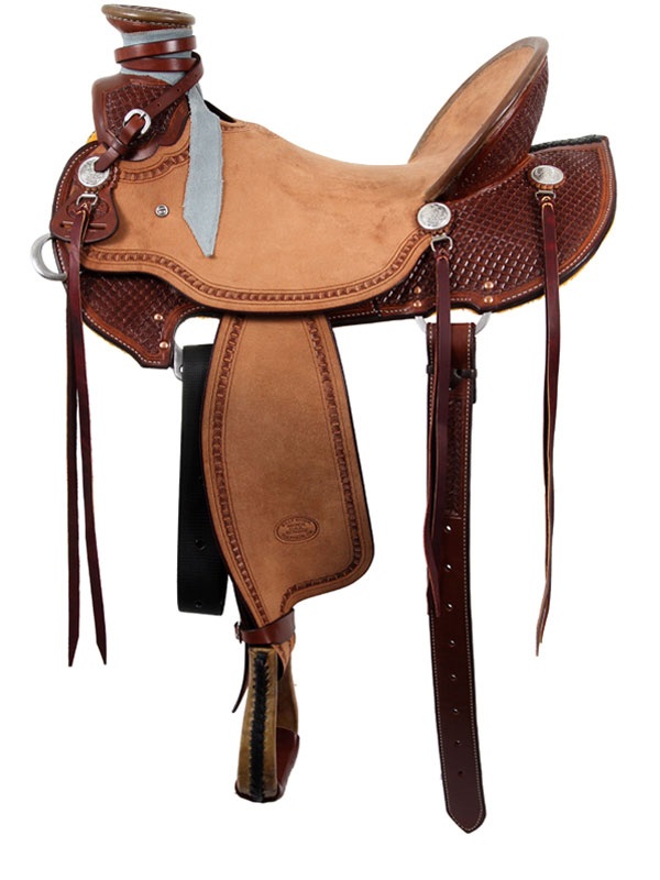 15inch to 17inch Billy Cook Wade Ranch Saddle 2197 | Western