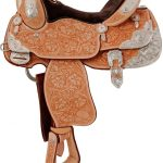 14.5inch Billy Cook Youth Show Saddle 3290