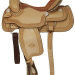 15.5inch_ 16inch Billy Cook Arena Roping Saddle 2144
