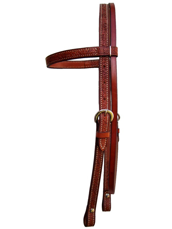 billycook-floral-headstall