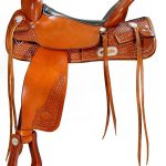 15inch to 17inch Billy Cook Trail Saddle 1536