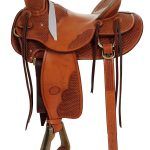 15inch to 17inch Billy Cook Wade Tree Saddle 2181