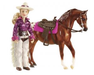 breyer-kaitlyn-cowgirl