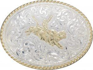 bull-rider-buckle-6150