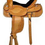 16inch Dakota Ranch and Calf Roping Saddle 206