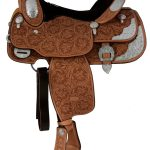 california-show-saddle