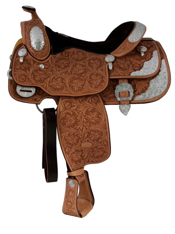 california-show-saddle