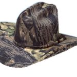 Mossy Oak Cowboy Hat – Camouflage Hat with camouflage headband