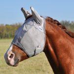 Cashel Crusader Premium Fly Mask Standard With Ears CFMSE