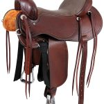 15inch to 17inch Cashel Outfitter Saddle_ Reg or Wide Tree