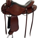 15inch to 17inch Cashel Trail Saddle_ Reg or Wide Tree