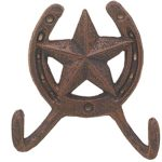Western Moments Star Wall Mount Coat Hook 94767