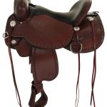 14inch to 17inch Circle Y Alpine Flex2 Trail Saddle 2377