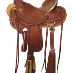 Circle Y Elko Ranch Saddle 1343