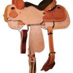 Circle Y Xtreme Performance Hesperia Junior Roper Saddle 2773