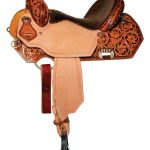 Circle Y Xtreme Performance Lady Lake Barrel Saddle 2160