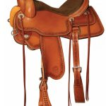Circle Y Powder River Competitive Trail Saddle 2600