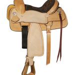 Circle Y Little Cowpoke Youth Roper Saddle 3001
