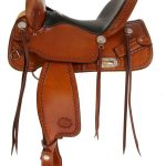 15inch to 17inch Billy Cook CJ Trail Saddle 1537