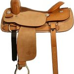 16inch to 17inch Billy Cook Classic Cutting Saddle 8942