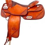 15inch to 17inch Billy Cook Classic Reiner Saddle 9602