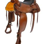 15inch – 16inch Oregon Trail All Around Saddle by Colorado Saddlery 100-6336