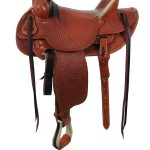 15inch-16inch Colorado Saddlery Continental Divide Stockman High Cantle 0-6