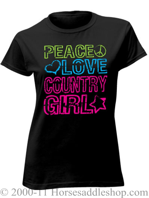 country-girl-peace-love