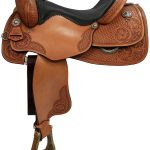 16inch 17inch Courts Saddlery Reining Saddle 98817AN