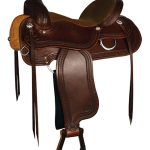16inch Courts Saddlery Trail Saddle 92190B