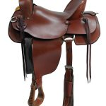 16inch 17inch Dakota Mule Saddle 800