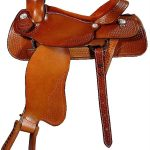 16inch 17inch Dakota FQHB Roper Saddle 501