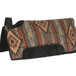 Big Horn Tuffy Cutback Saddle Pad 32inchL x 32inchD 7906