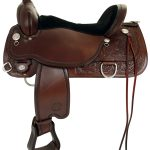 14inch to 17inch Circle Y Cypress Flex2 Trail Saddle 2360