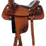 16inch Dakota Penning Roping Saddle 9555