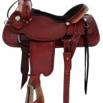 14inch to 17inch Dakota Roping Saddle 554