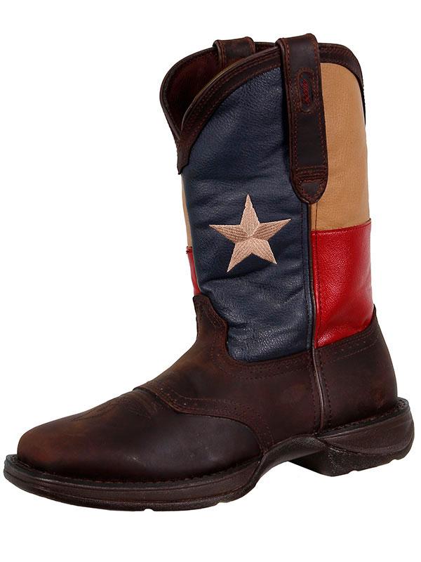 Durango Mens Patriotic Western Pull On Boot DB4446 | Western