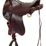15.5inch to 18.5inch Tucker Endurance Trail Saddle 159