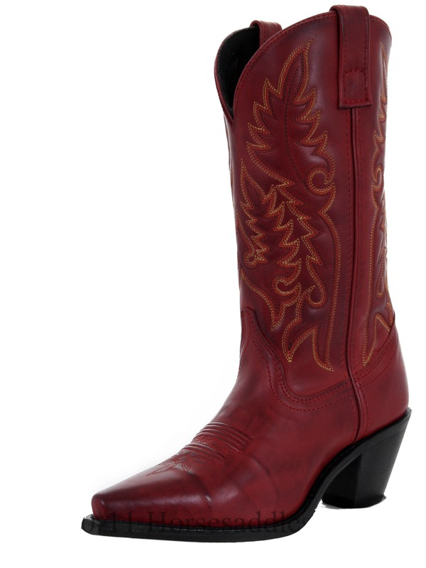 female-red-laredo-cowgirl-boots-cl