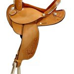 15inch 16inch Dakota Barrel Saddle 315