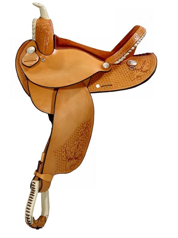 flex-lite-barrel-racing-saddle