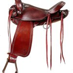 16inch Big Horn Flex Tree Endurance Saddle FQHB 804
