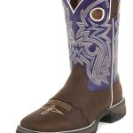 Flirt with Durango Womens Ink Saddle-Lace Western Boot rd3576