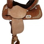 13inch to 17inch High Horse by Circle Y Proven Aurora Barrel Saddle 6215