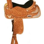 13inch to 17inch High Horse by Circle Y Gladewater Show Saddle 6310