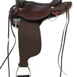 High Horse by Circle Y Daisetta Cordura Trail Saddle