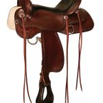13inch to 17inch High Horse by Circle Y Winchester Trail Saddle 6819