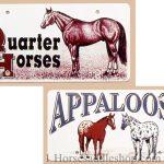 horse-lisence-plates