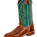 Justin Boots Womens America Burnished Tan Boots BRL317